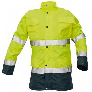 Куртка утеплена підвищеної видимості