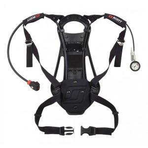 Дихальний апарат на стисненому повітрі